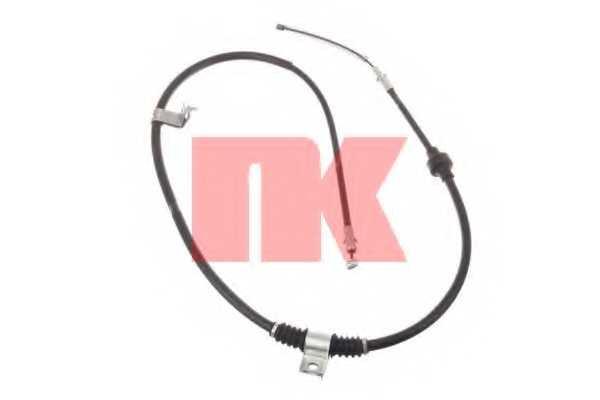 Трос стояночной тормозной системы NK 903020 - изображение
