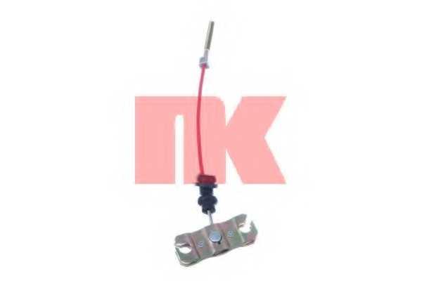 Трос стояночной тормозной системы NK 903235 - изображение