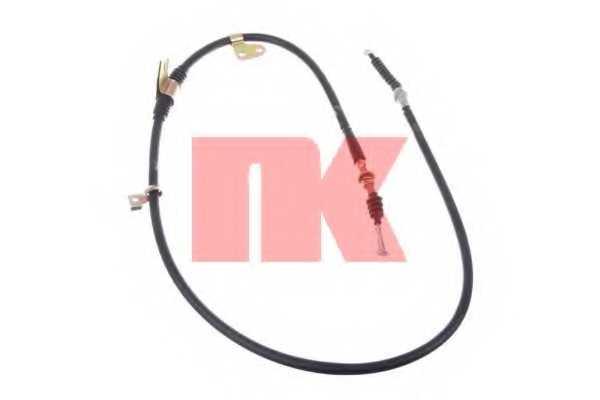 Трос стояночной тормозной системы NK 903238 - изображение