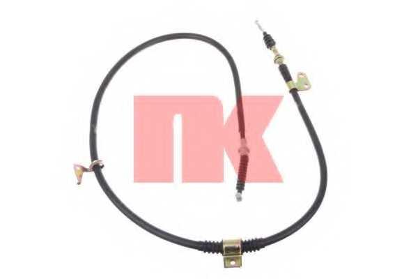 Трос стояночной тормозной системы NK 903239 - изображение