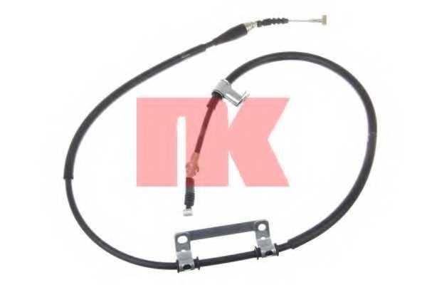Трос стояночной тормозной системы NK 903252 - изображение