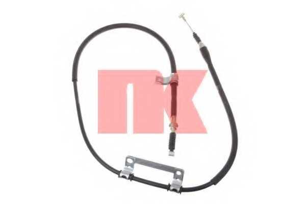 Трос стояночной тормозной системы NK 903253 - изображение