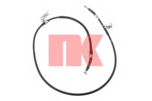 Трос стояночной тормозной системы NK 903258 - изображение