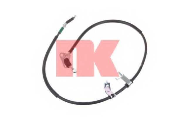 Трос стояночной тормозной системы NK 903259 - изображение