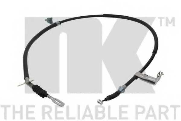 Трос стояночной тормозной системы NK 903260 - изображение