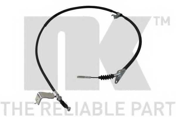 Трос стояночной тормозной системы NK 903264 - изображение