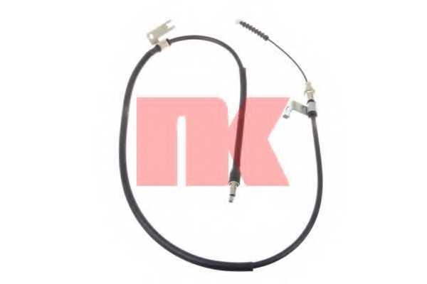 Трос стояночной тормозной системы NK 903265 - изображение