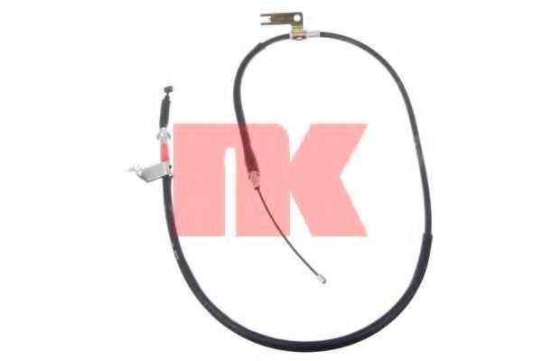 Трос стояночной тормозной системы NK 903266 - изображение