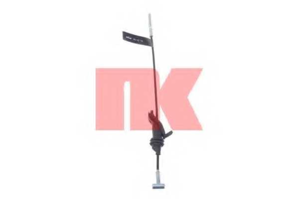 Трос стояночной тормозной системы NK 903279 - изображение