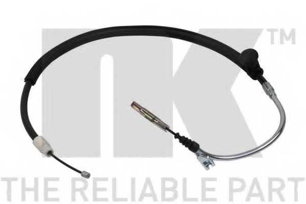 Трос стояночной тормозной системы NK 9033105 - изображение