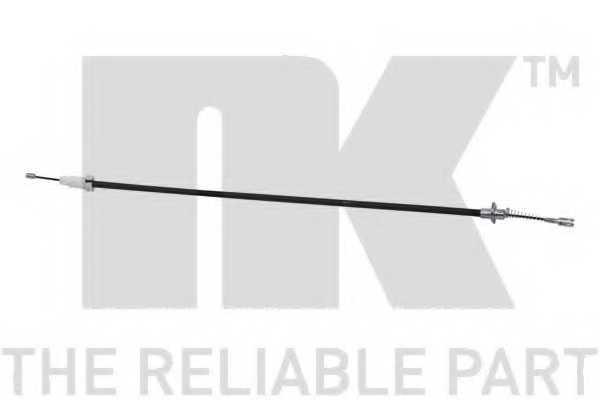 Трос стояночной тормозной системы NK 9033106 - изображение