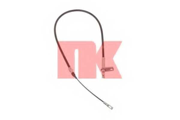 Трос стояночной тормозной системы NK 903320 - изображение