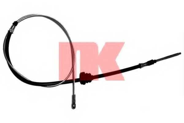 Трос стояночной тормозной системы NK 903322 - изображение