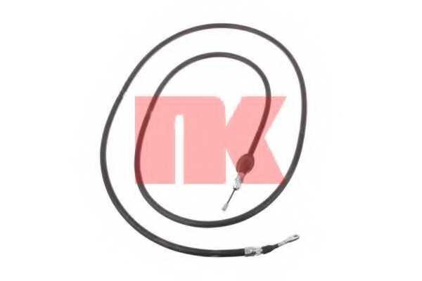 Трос стояночной тормозной системы NK 903327 - изображение