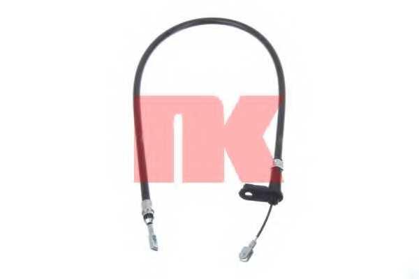 Трос стояночной тормозной системы NK 903328 - изображение
