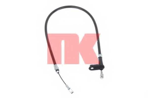 Трос стояночной тормозной системы NK 903329 - изображение