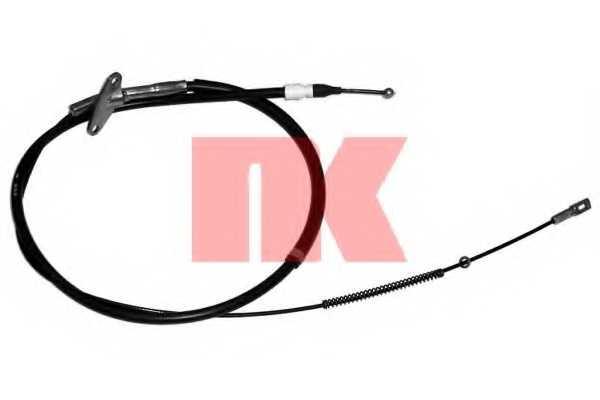 Трос стояночной тормозной системы NK 903330 - изображение