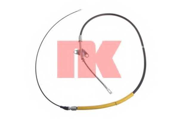 Трос стояночной тормозной системы NK 903331 - изображение