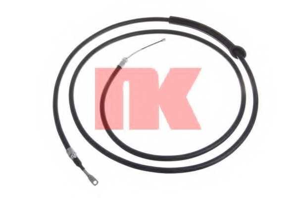Трос стояночной тормозной системы NK 903332 - изображение