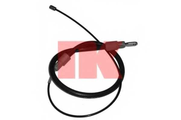Трос стояночной тормозной системы NK 903334 - изображение