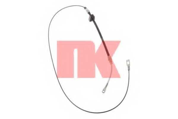Трос стояночной тормозной системы NK 903341 - изображение