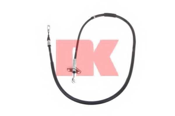Трос стояночной тормозной системы NK 903342 - изображение