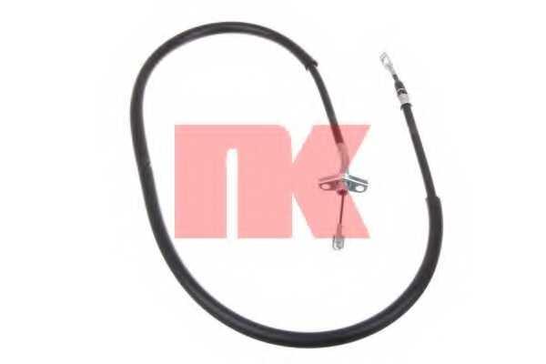 Трос стояночной тормозной системы NK 903343 - изображение