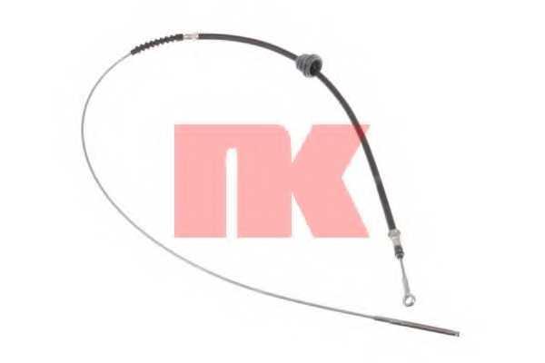 Трос стояночной тормозной системы NK 903345 - изображение