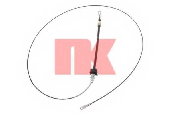 Трос стояночной тормозной системы NK 903348 - изображение
