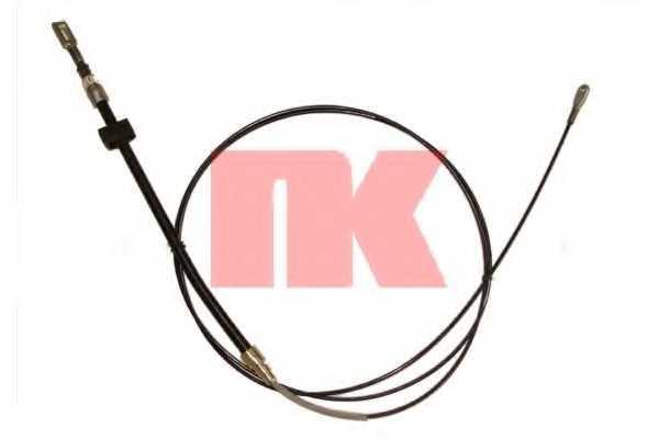 Трос стояночной тормозной системы NK 903349 - изображение