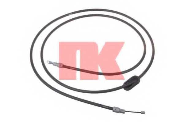 Трос стояночной тормозной системы NK 903351 - изображение