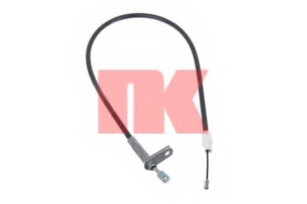Трос стояночной тормозной системы NK 903352 - изображение