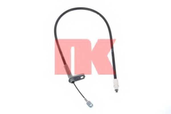 Трос стояночной тормозной системы NK 903353 - изображение