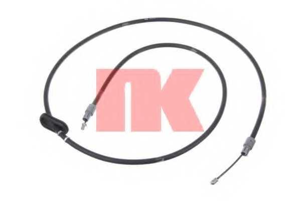 Трос стояночной тормозной системы NK 903354 - изображение