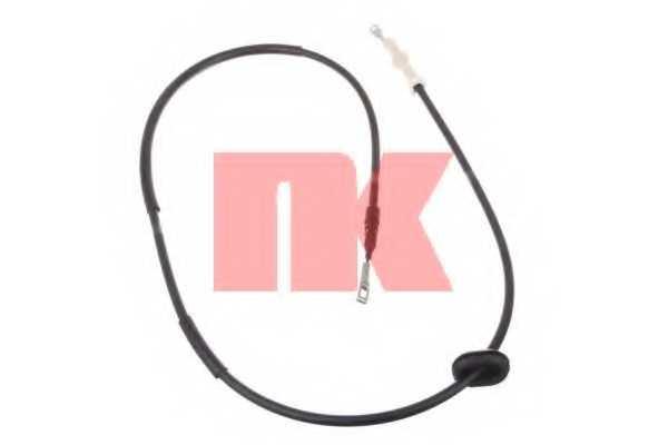 Трос стояночной тормозной системы NK 903355 - изображение