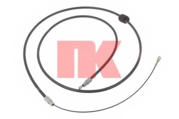 Трос стояночной тормозной системы NK 903356 - изображение