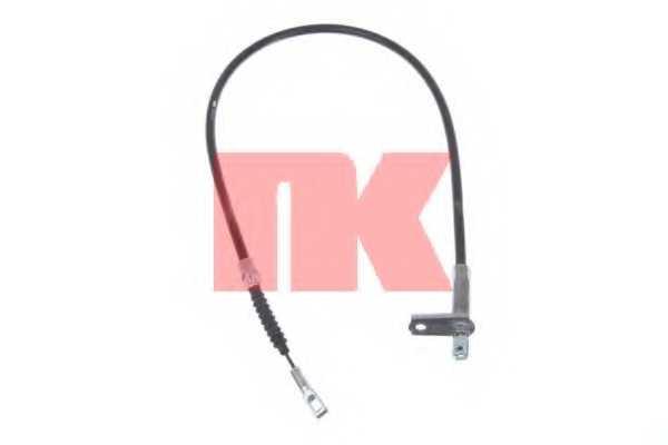 Трос стояночной тормозной системы NK 903357 - изображение