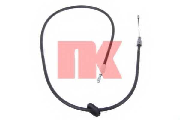 Трос стояночной тормозной системы NK 903359 - изображение