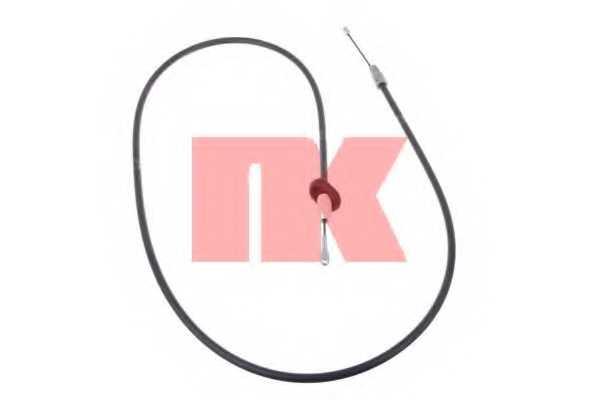 Трос стояночной тормозной системы NK 903360 - изображение