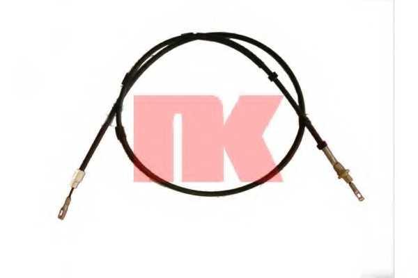 Трос стояночной тормозной системы NK 903361 - изображение