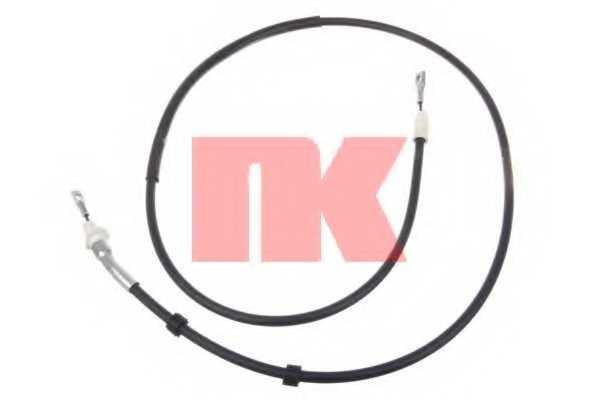 Трос стояночной тормозной системы NK 903362 - изображение
