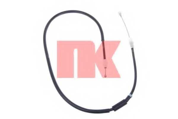 Трос стояночной тормозной системы NK 903367 - изображение