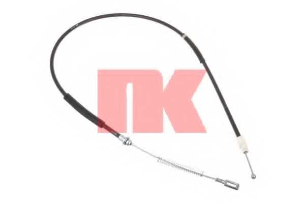 Трос стояночной тормозной системы NK 903369 - изображение