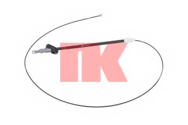 Трос стояночной тормозной системы NK 903370 - изображение