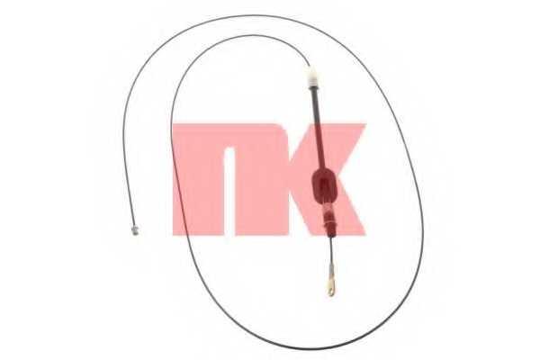 Трос стояночной тормозной системы NK 903373 - изображение
