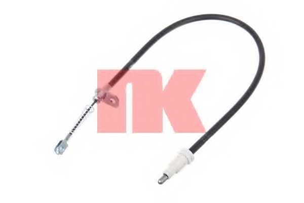 Трос стояночной тормозной системы NK 903375 - изображение