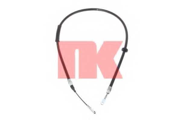 Трос стояночной тормозной системы NK 903376 - изображение