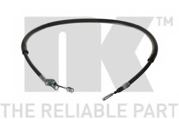 Трос стояночной тормозной системы NK 903380 - изображение
