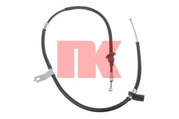 Трос стояночной тормозной системы NK 903402 - изображение