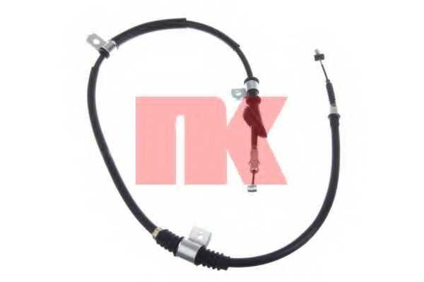 Трос стояночной тормозной системы NK 903419 - изображение